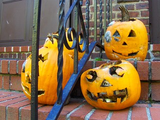 Rotten Pumpkins | by Joe Shlabotnik