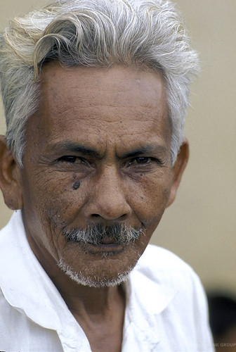 Portrait of older man. Colombia | by World Bank Photo Collection