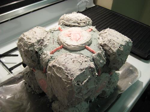 Cube Cake Pan