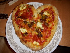 Other Valentines Day Pizza | by 2 Guys Uncorked