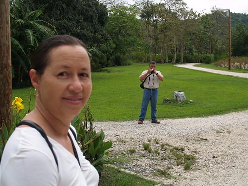 Los creadores en el jard n bot nico y cultural de for Actividades en el jardin botanico de caguas