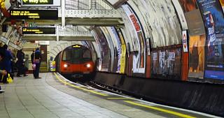 Northern Line, Hampstead