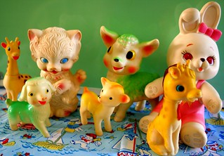 vintage baby  toys | by amy_buthod