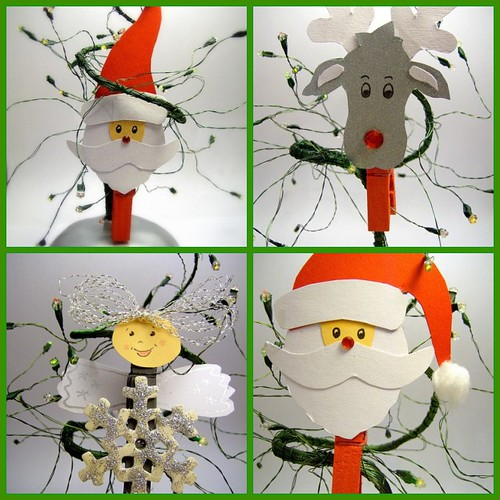 DIY Christmas & Holiday Ornaments And Decorations (Crafts