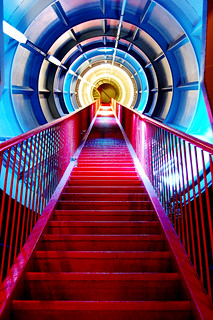 Stairs in Atomium | by Maantjuh&Mosselmaniac