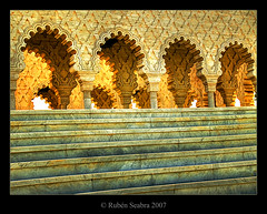 Moroccan Stairs and Arches | by *atrium09