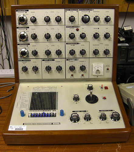VCS-3 Synthesizer | by The Standard Deviant