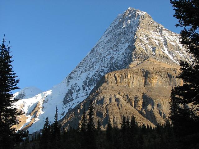 Mount Robson, 14 Sep 2007