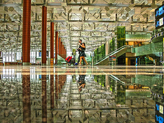Terminal 3 - Changi International Airport HDR | by Life in AsiaNZ