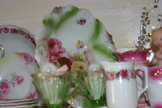 vintage china | by Sherry's Rose Cottage