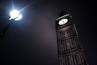 London's Doomsday Clock | by Christopher W. Moriarty