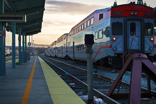sf: caltrain | by smif