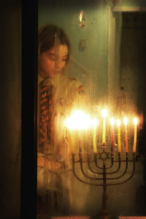 the last night of chanukah | by tamelyn
