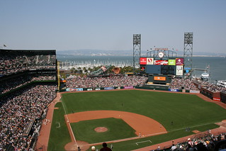 AT&T Park - Home of the San Francisco Giants | by Jill Clardy