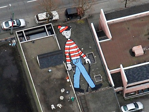 Where's Waldo in Google Maps? | by Si1very