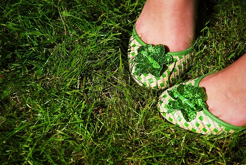 she's got green shoes | by lesbru