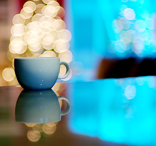 A cup of bokeh | by cindyloughridge