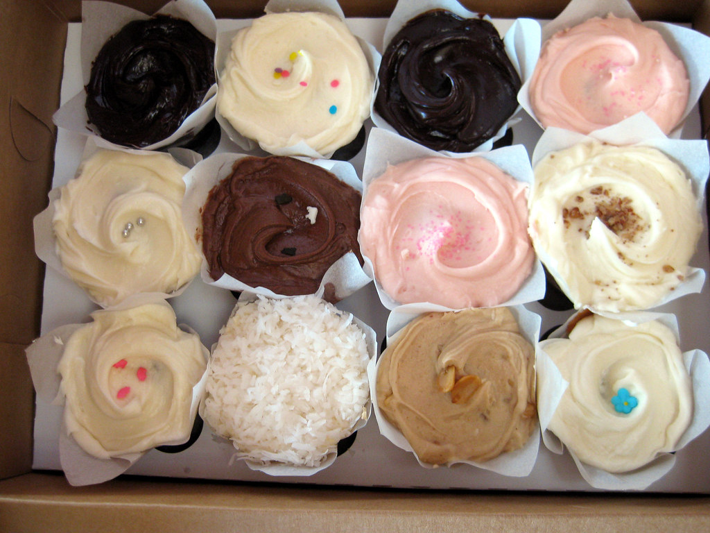 Baked and Wired cupcakes! Photo: bankbryan, CC