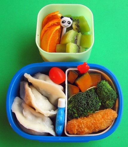 Dumpling lunch for preschooler | by Biggie*