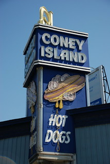 Coney Island Hot Dog Wikee Wakee