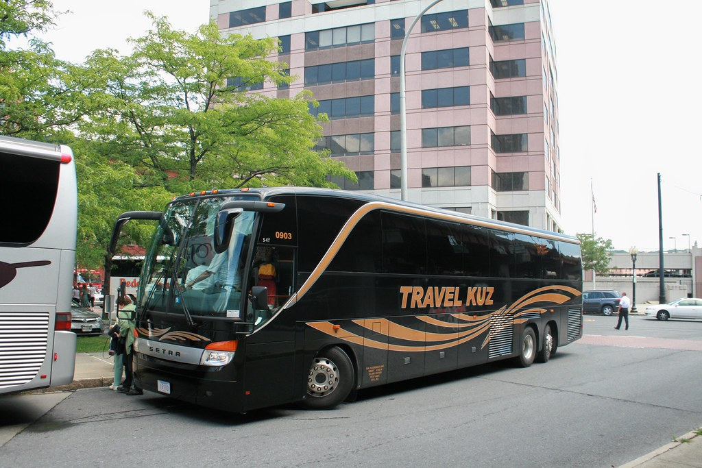 Travel Kuz Bus Setra Gill Massachusetts Chris Milian Flickr