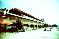 Tamshui MRT Station in Taiwan | by ......LOMOing