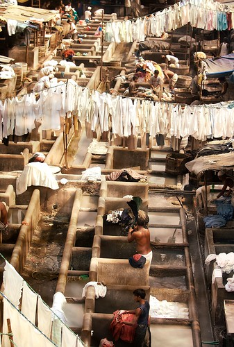Wet Cleaning - Daily Laundry Chores in Mumbai | by Stuck in Customs