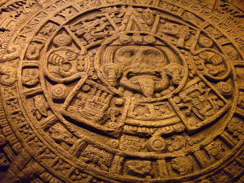 3759: Mayan Calendar - Aztec Stone of the sun | by insert screen name here
