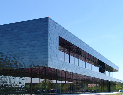 Altdorf Industrial Building Metal Cladding West Side