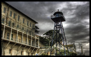Alcatraz Guard Tower | by vgm8383