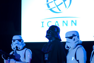 Darth Vader, Stormtroopers come to ICANN meeting | by Joi