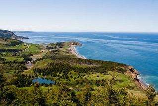 Mabou Mines trail | by LollyKnit