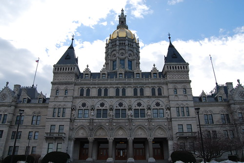 Connecticut State Capitol | by jimbowen0306