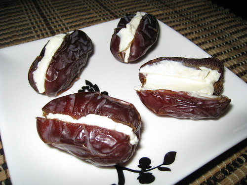 Medjool Dates Stuffed with Cream Cheese | by Kevin - Closet Cooking