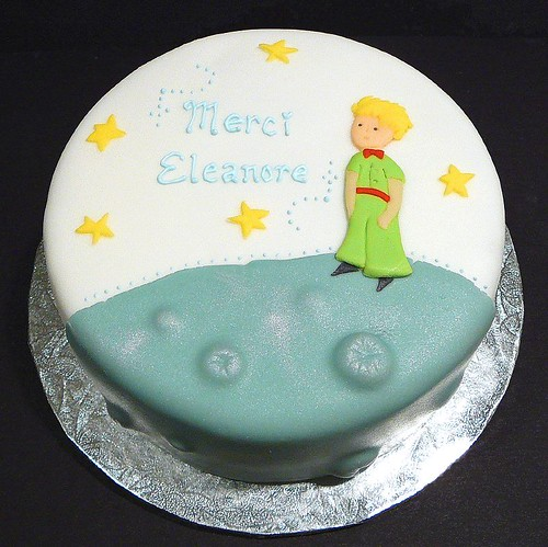 Eleanore's Le Petit Prince Thank You Cake | by Dreemkäggs