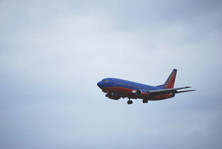Southwest Airlines Salt Lake CIty Boeing 737 arrives | by Dornoff Photography