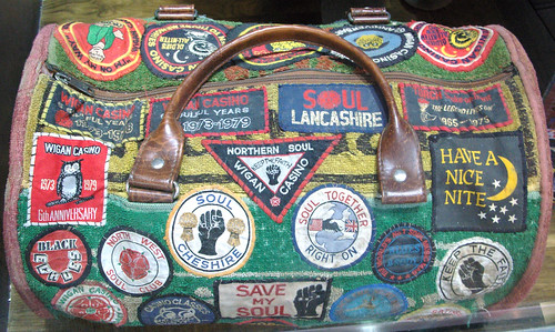Northern Soul holdall