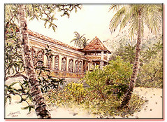 Goan Houses - Art | by Joel's Goa Pics