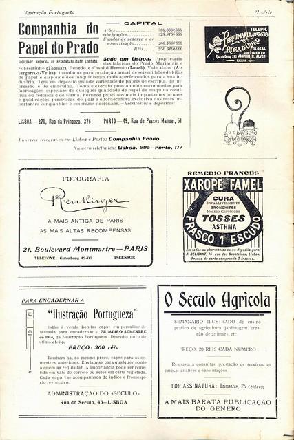 Ilustração Portugueza, No. 466, January 25 1915 - 1