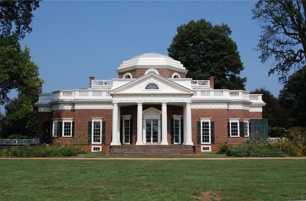 3 thomas jefferson 1801 1809 flickr for Thomas jefferson house monticello