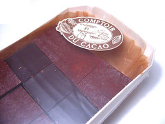 The Chocolate Show: Samples: Comptoir du Cacao Pralines | by princess_of_llyr