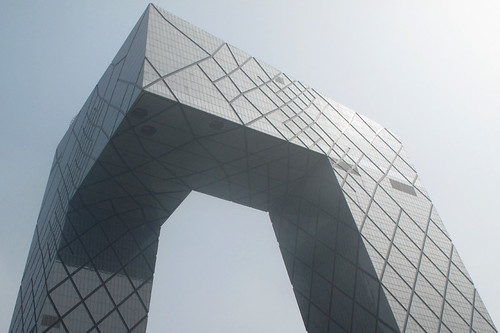 CCTV Headquarters, Beijing | by thewamphyri