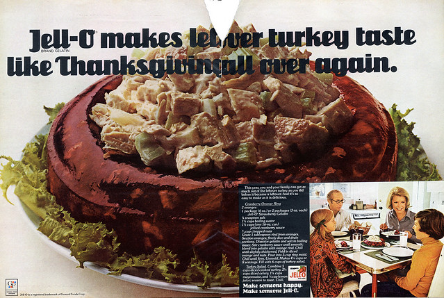 Thanksgiving Jello Ad