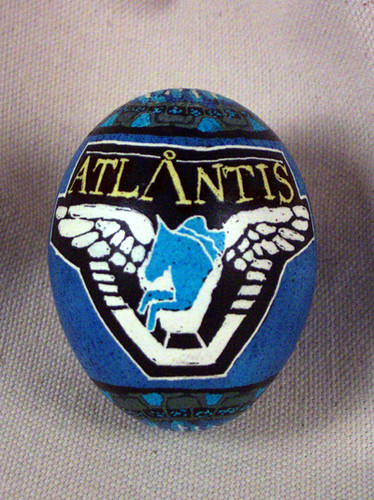 stargate: atlantis egg - side view | by PugnoM