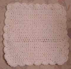 Sampler Dishcloth | by Shandeh