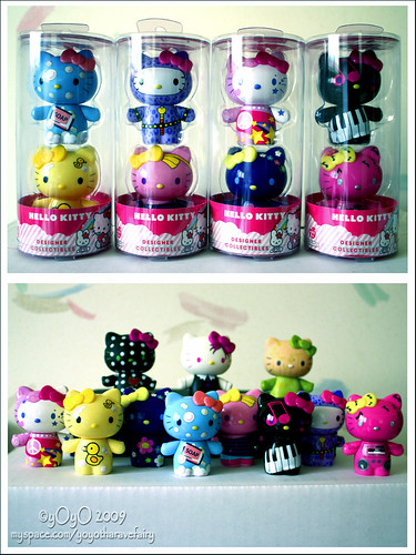 Hello Kitty Doll Collection Pt.1 | by yOyO Suicide