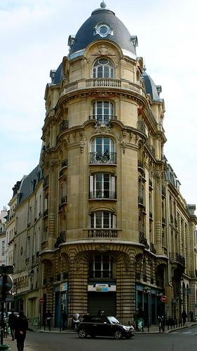 Architecture parisienne un exemple admirable de ce que for Architecture parisienne