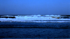 Waves Crashing (playing around w/ shadows on picasa) | by tammynicole