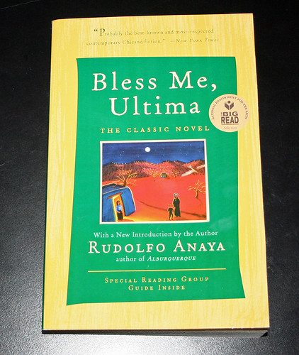 a literary analysis of the novel bless me ultima Bless me, ultima from  literary touchstone classics  them simply to examine the novel and the characters from this perspective.