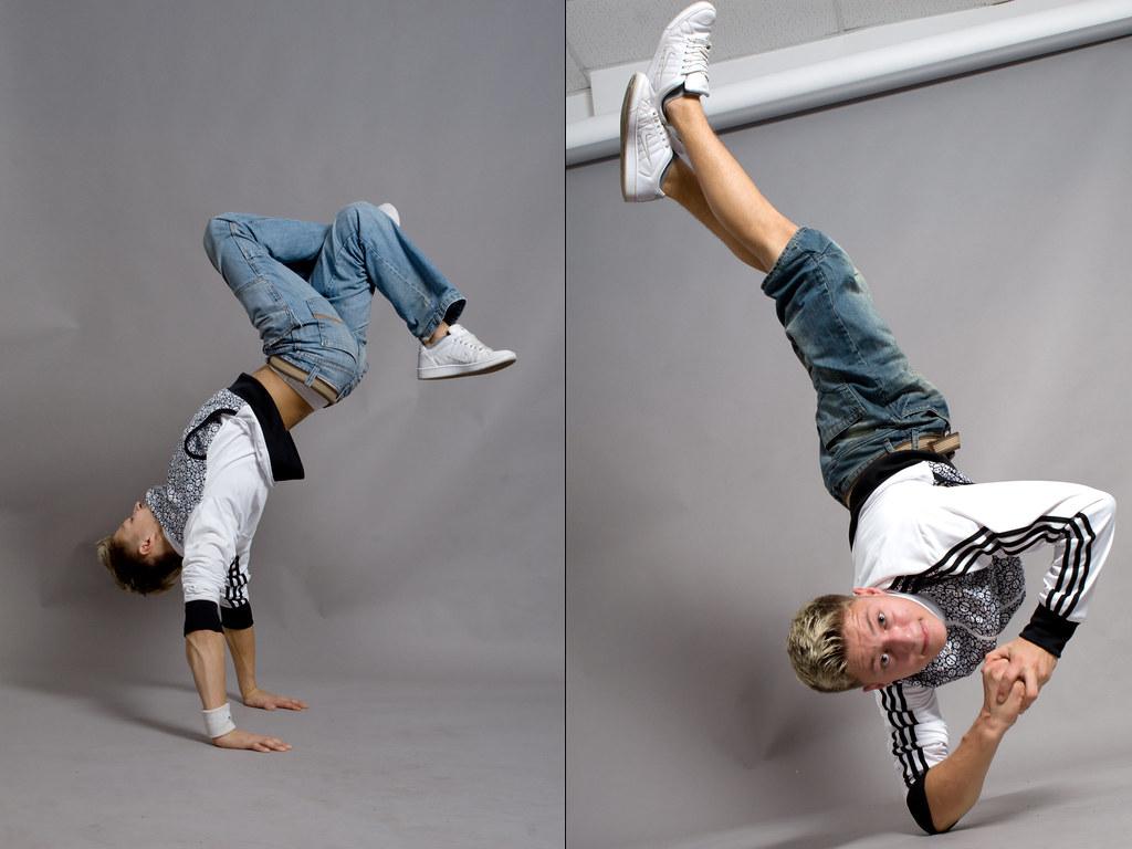 Toms Īvāns Breakdance